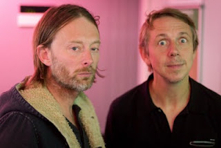 Clive DeamerPortishead and Radiohead