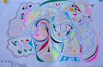Abstracción caótica 3