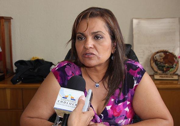 Alcaldesa solicita apoyo al Congreso del Estado para solucion del Río Rabanillo