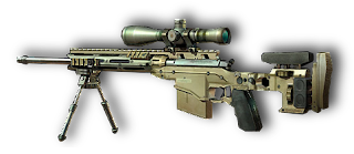 MSR - Modern Warfare 3 Weapons
