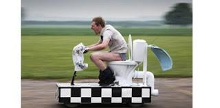 Sanita móvel capaz de atingir mais de 80 km/hora