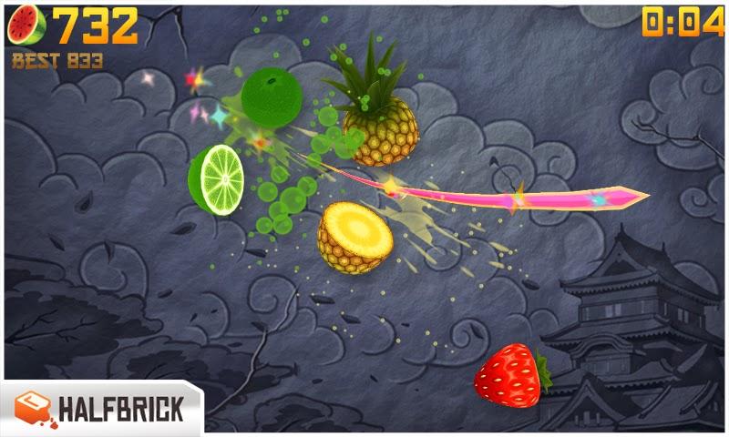 Fruit Ninja Free v1.8.8