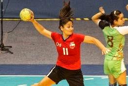 Valeria Flores (CHI), continúa jugando en España | Mundo Handball