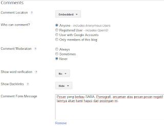 comment,komentar,pesan singkat,pesan komentar,kolom komentar,komentar blogger,komentar blogspot,comment form