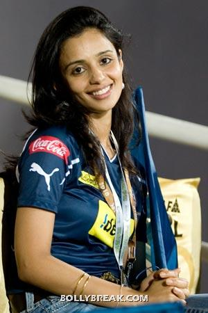 - Gayatri Reddy Hot Pics at IPL Matches