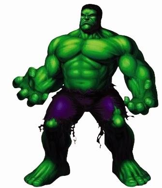 Hulk.