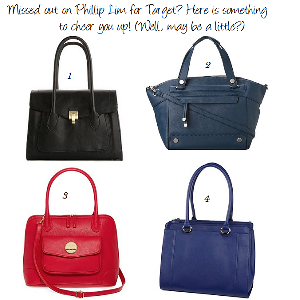 Phillip Lim For Target, Pashli Look Alike, Handbags