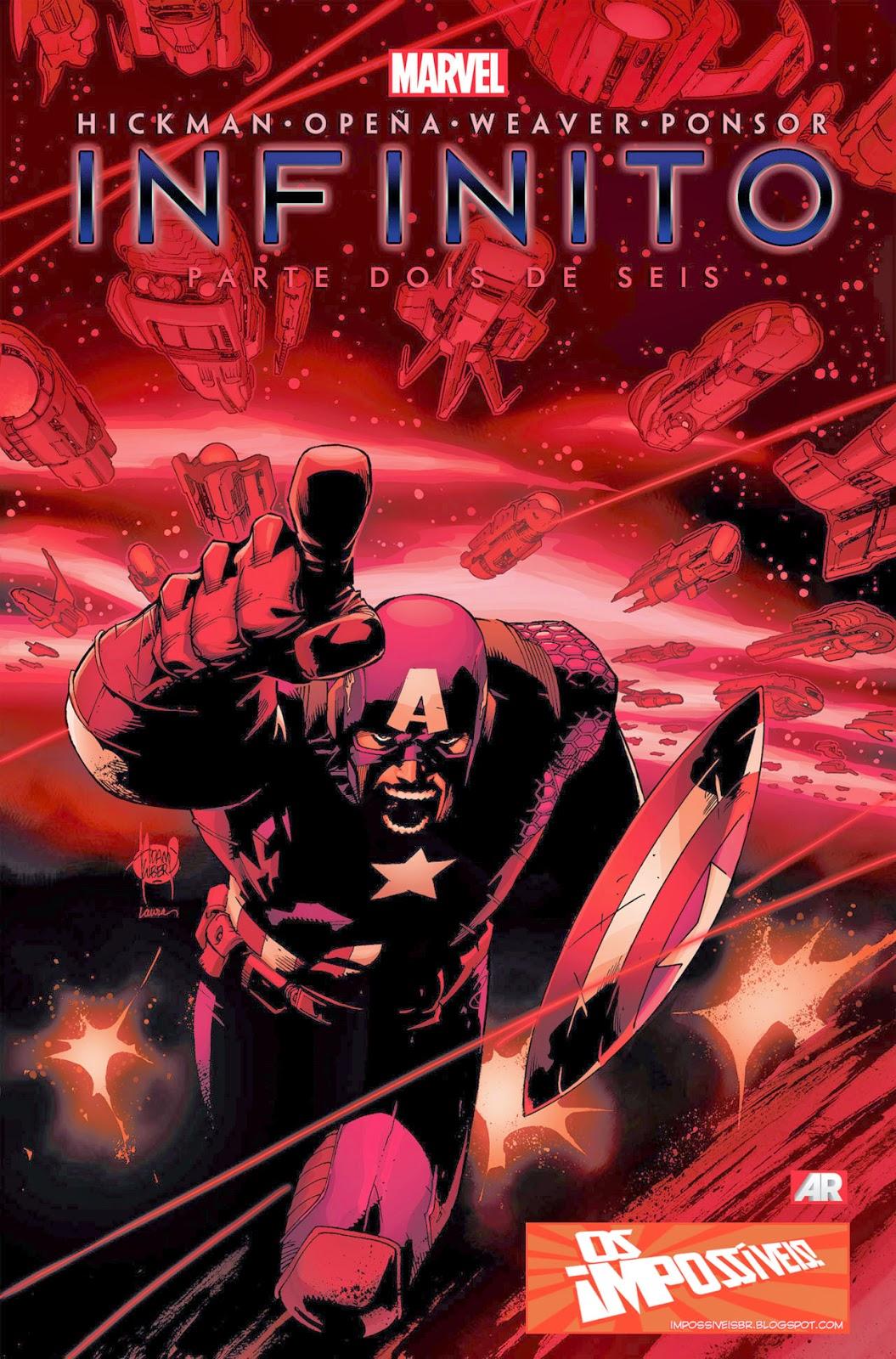 Nova Marvel! Infinito #2
