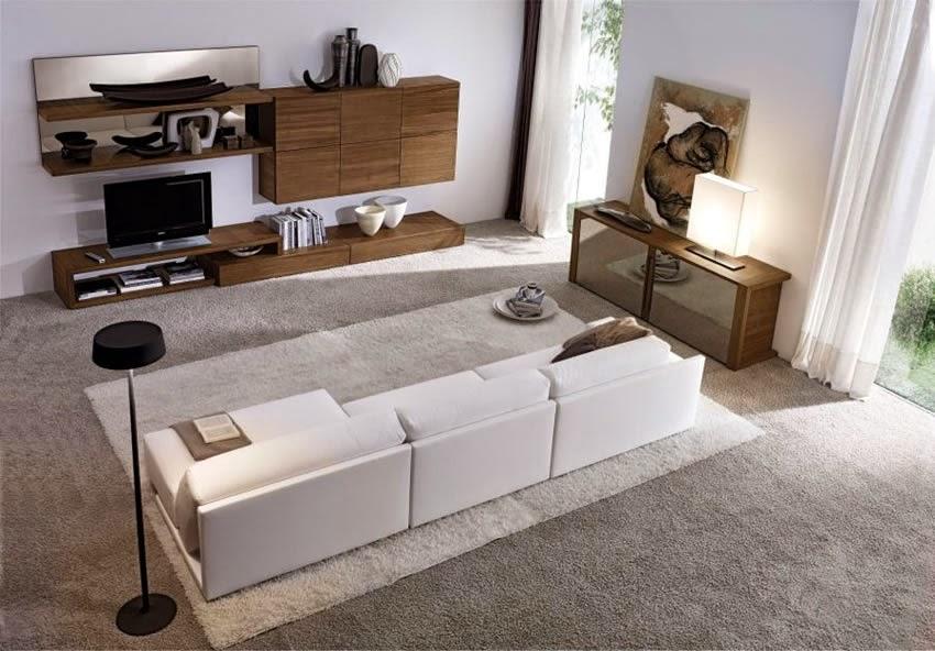 Proiectare mobilier living la comanda