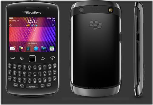 Spesifikasi Dan Harga BlackBerry Curve 9360 (BB 9360)