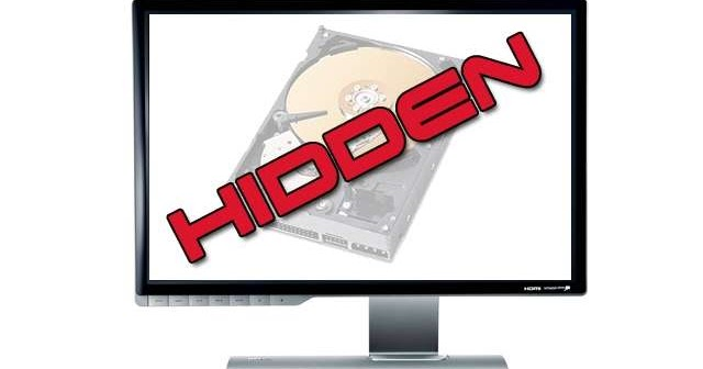 Hide Hard Drives From Other Windows Users