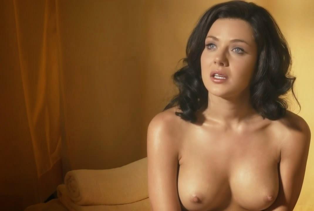 Jessica Marais Topless In Magic City