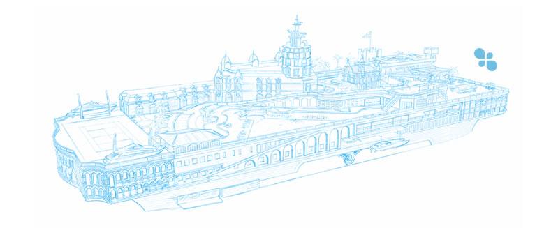 Yacht Island Design the konformist blog: yacht island design