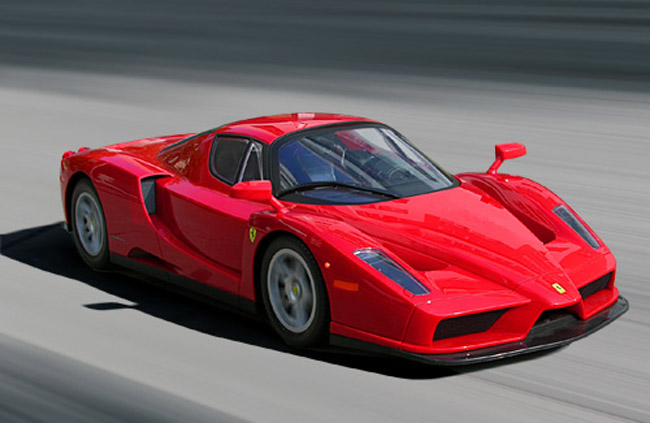 WIKI HEADS: MORE FACTS ABOUT FERRARI ENZO