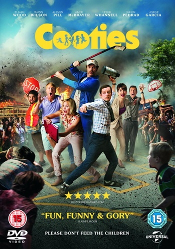 Cooties DVDRip Latino