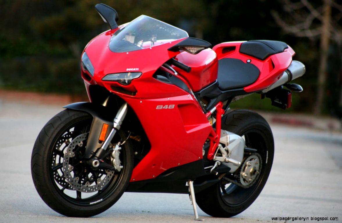 Ducati 848 Red id 82727 – BUZZERG