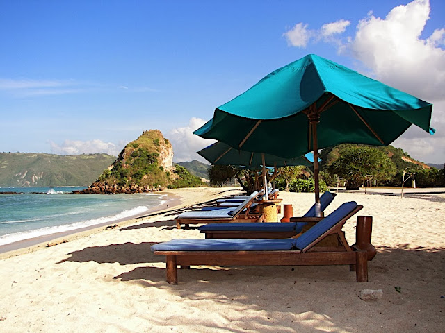 indonesia beach