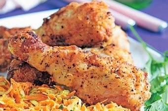 Mısır unlu çıtır tavuk tarifi