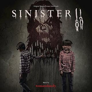 Sinister 2 Soundtrack by tomandandy