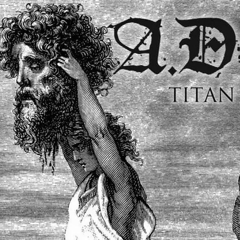 A.D - Titan - CDEP Digipack