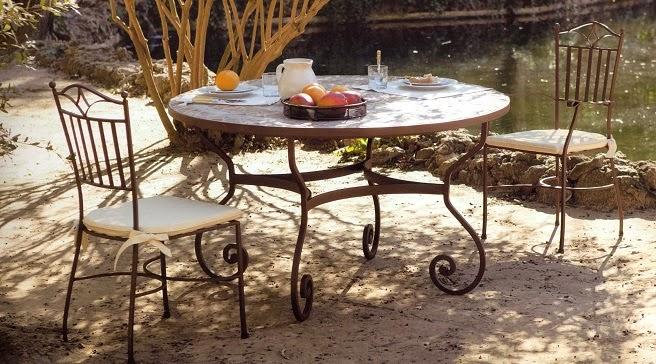 vendo mobiliario jardim : vendo mobiliario jardim: mobiliário de ferro forjado ~ Decoração e Ideias – casa e jardim