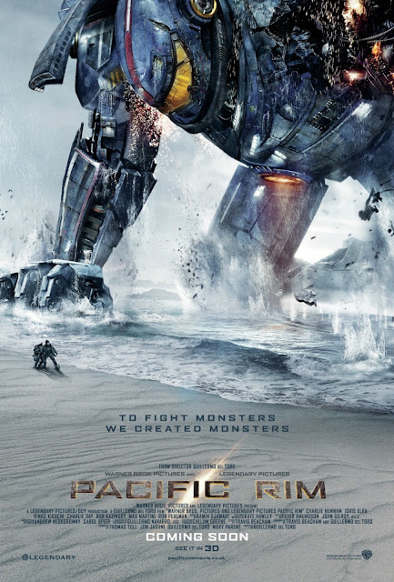Pacific Rim 2013 Giant Robot HD Poster