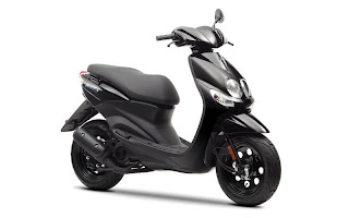 Yamaha Neo's Easy (2013) Front Side