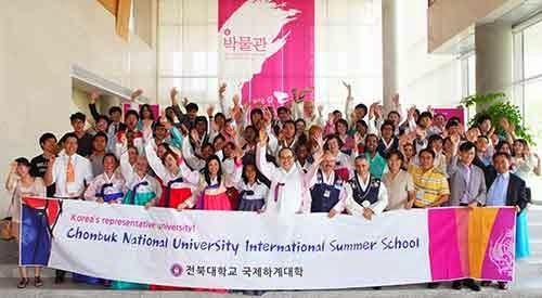 Chonbuk National University International Summer School, Korea