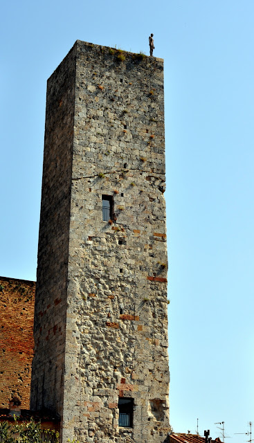 Tower of San Gimignano, Italy | Taste As You Go