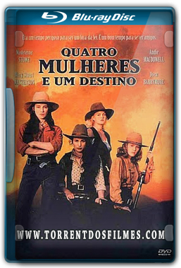 Quatro Mulheres e Um Destino (1994) Torrent - Dublado Bluray 720p