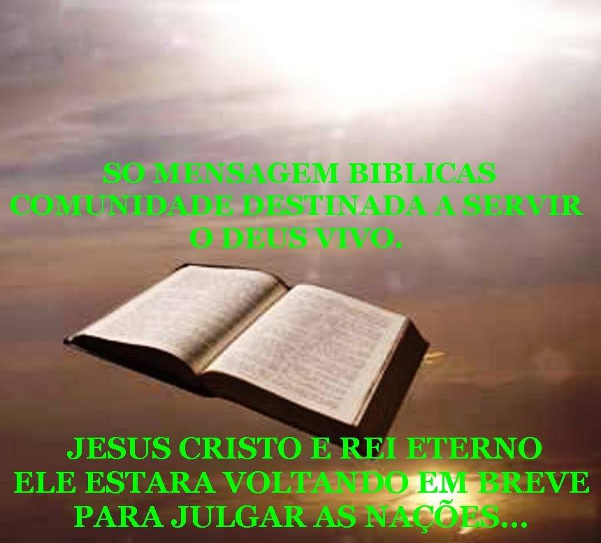 SO..MENSAGEM..BIBLICAS..