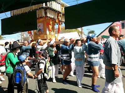 泉ふるさと祭り「ごっちゃ市」
