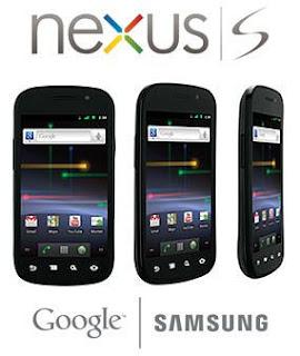 Peluncuran perdana Hp Nexus s