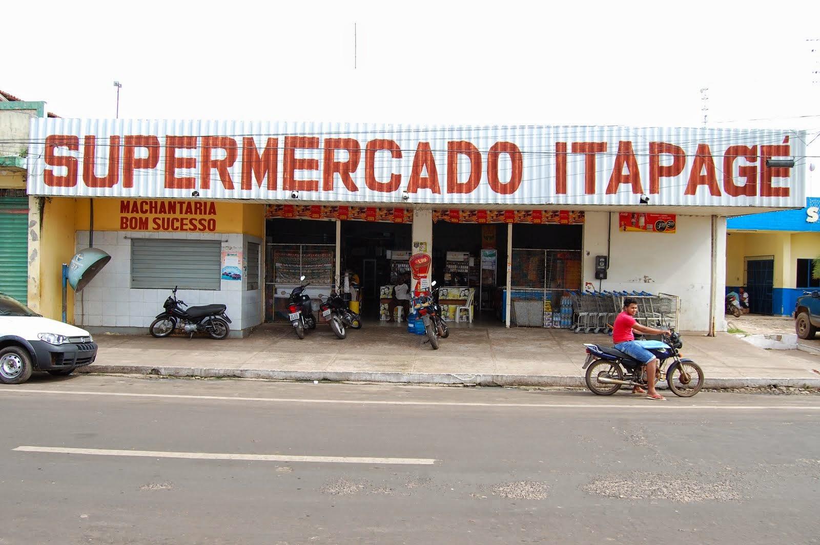 SUPERMERCADO ITAPAGÉ - PREÇO E QUALIDADE