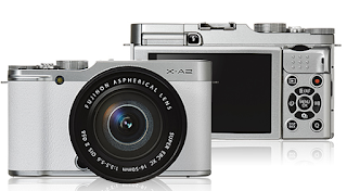 FUJIFILM X-A2 Firmware Update Download