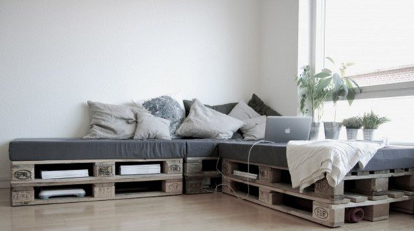 Decora tu casa con palets - Cositas Decorativas | Estudio de ...