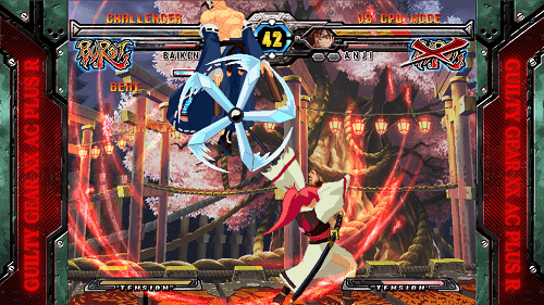 Guilty Gear XX Accent Core Plus R PC 3