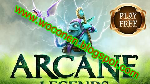 Arcane Legends Hack Tool Gold Platinum Game Hack