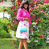 FLORAL PRINT SKIRT IN TURKS & CAICOS ISLANDS