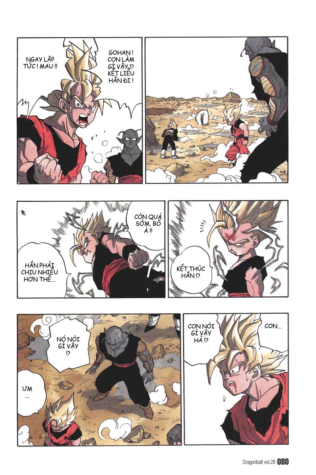 xem truyen moi - Dragon Ball Bản Vip - Bản Đẹp Nguyên Gốc Chap 411