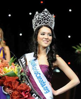 Miss World Canada 2012, Tara Teng to visit Sri Lanka