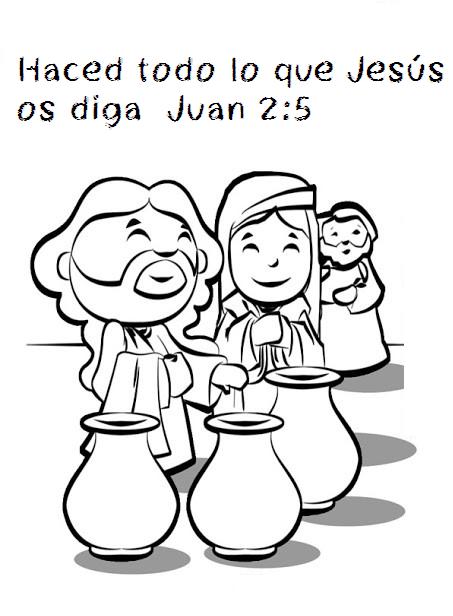 Educar con Jesús: De boda en Caná Jn 2,1-11 (TOC2-16)
