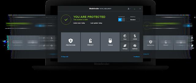 Bitdefender Internet / Total Security