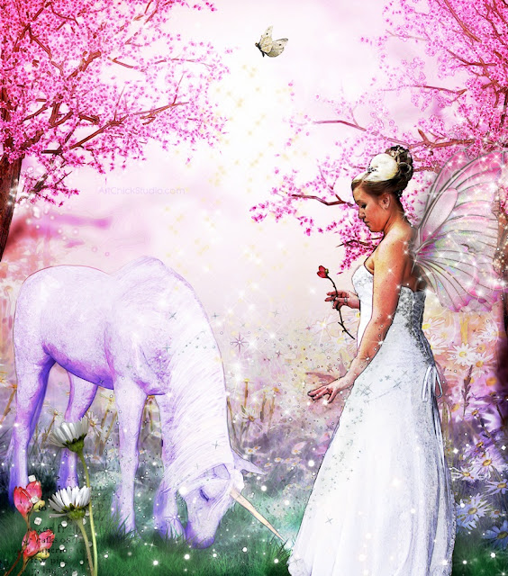 Wedding Fairy