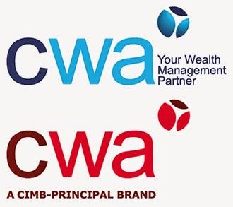 pelaburan CWA unit trust