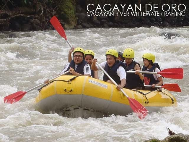 Cagayan De Oros Much Talked About Whitewater Rafting And River Trekking Make It The Premier Destination In Country Oro
