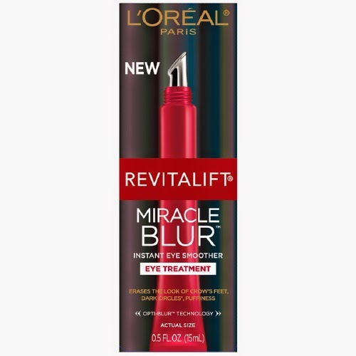 Drugstore Buy of the Week - L'Oreal Revitalift Miracle Blur Instant Eye Smoother