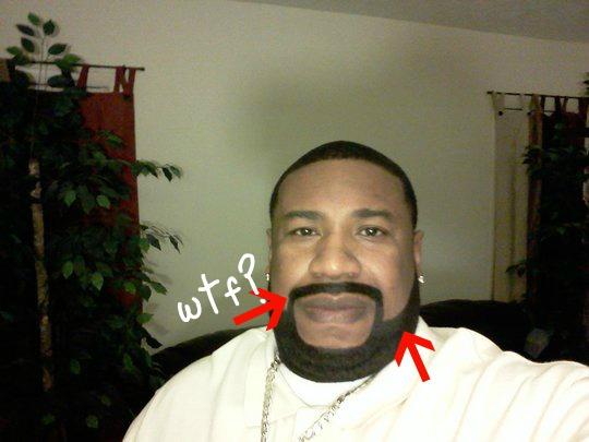 Bougie Black People Love 28 Full Beards