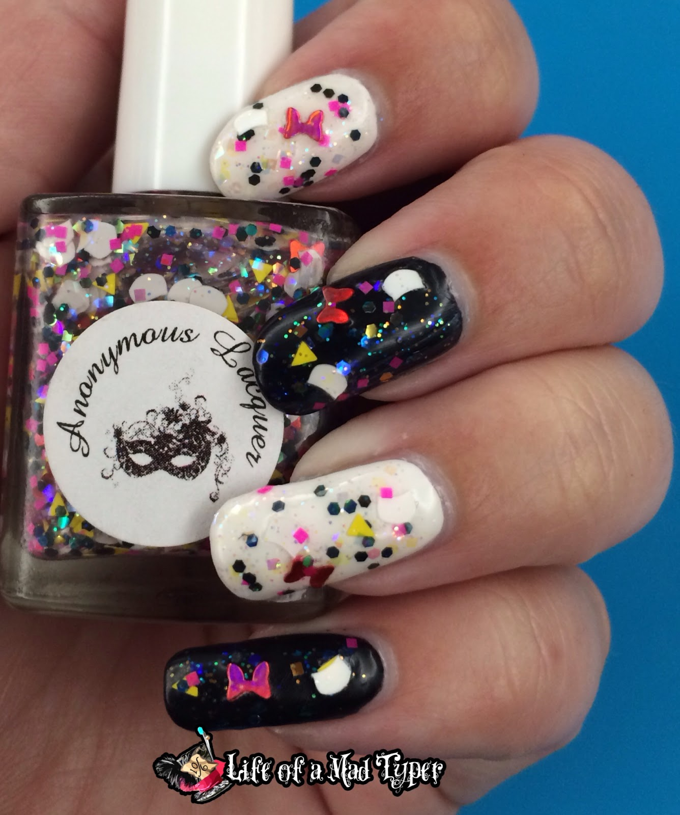 You had me at Hello Kitty by Anonymous Lacquer