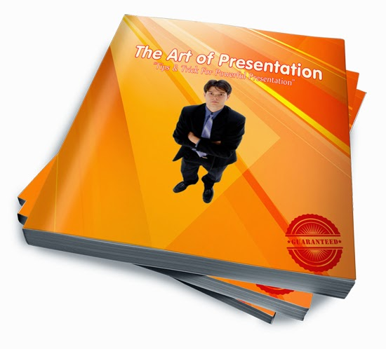 Ebook Percuma Art of Presentation Tips Trick for Powerful Presentation